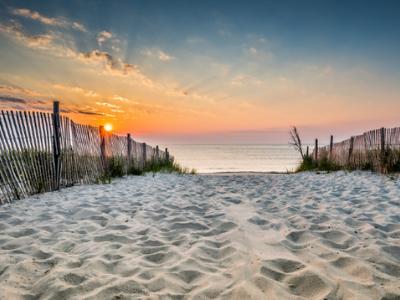 beach properties beach walkway