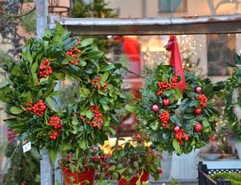 christmas decor holidays wreaths