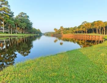 golf course on hilton head island