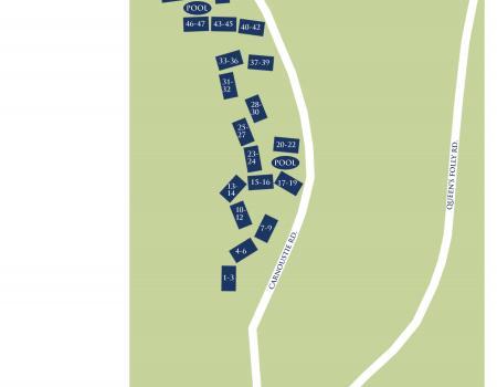 Fazio Villas Map Hilton Head Island