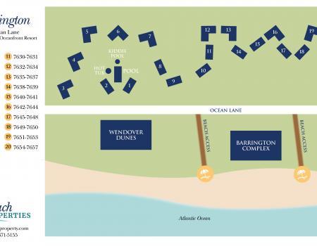 Huntington Palmetto Dunes Map Hilton Head Island