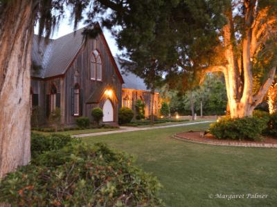 bluffton south carolina historic church